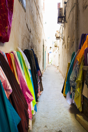 clowds: Bazaar in Tunis, Tunisia