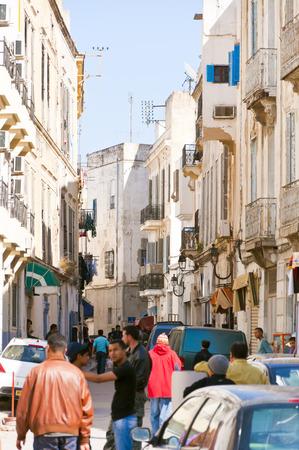 souk: Tunis city center, Tunisia