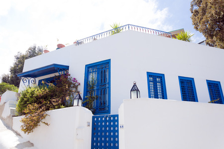 Sidi Bou Said, Tunisia photo