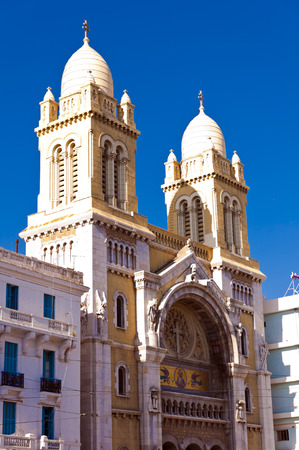 St. Paul Cathedral, Tunis photo