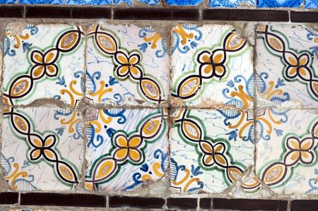 Tunisian Tiles photo