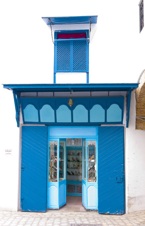 tunisian: Detail from traditional Tunisian architecture