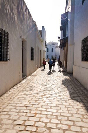 La Medina, Tunis, Tunisia
