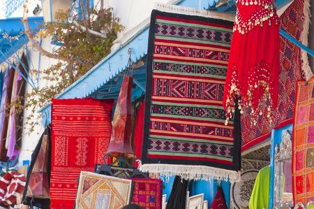 marsa: Souk in Tunis, Tunisia