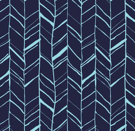 azul marino: Dibujado a mano diseño en espiga creativo, composición perfectamente transparente para proyectos de impresión o web