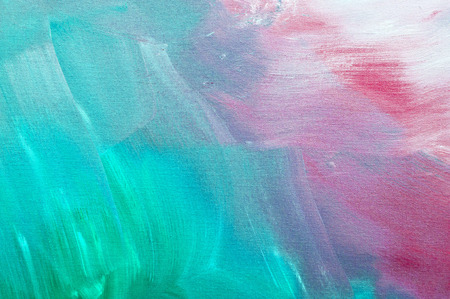 Öl-Leinwand gemalt Textur Hintergrund Standard-Bild