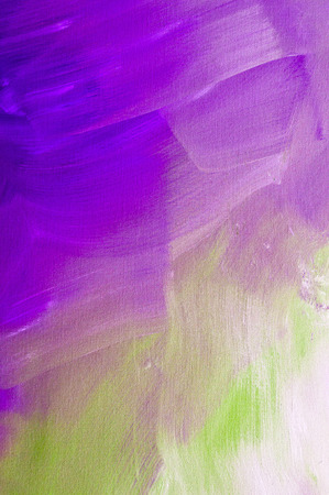 canvas texture: Oil painted canvas texture background Stock Photo