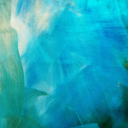 Oil painted canvas texture background 写真素材