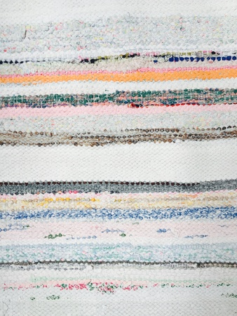 woven: Woven rug pattern