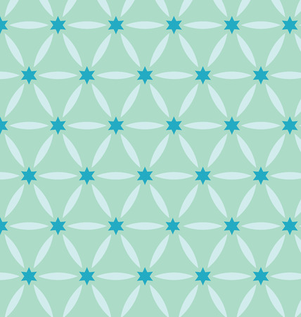 Vector seamless pattern, classic decorative design element Vector