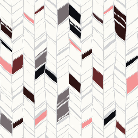 herringbone background: Hand drawn creative herringbone pattern, perfectly seamless composition for print or web projects