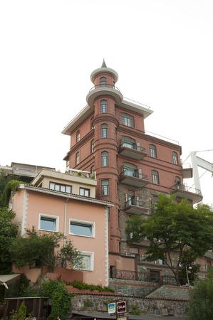 hisari: Perili Kosk Yusuf Ziya Pasa Mansion in Rumelihisari Istanbul