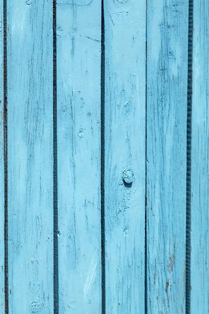 Vertical texture background of blue grunge wooden panels Stockfoto