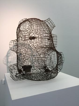 artwork: Contemporary arts exhibition at Arter Istanbul, Turkey