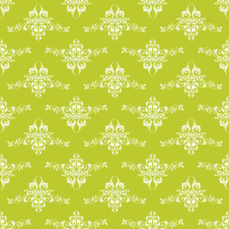 green flowers: Vector seamless pattern design with rotated anchors, marine concept, perfect for surface prints, wallpapers, wrapping papers, web, textiles etc.