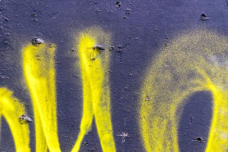 Spray grunge texture