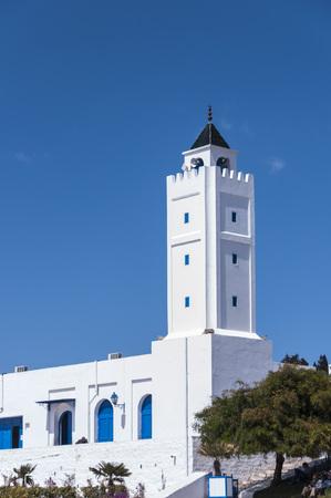 Sidi Bou Said Mosque, Tunisia