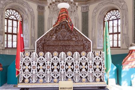 Tombs of Ottoman Sultans, Bursa, Turkey