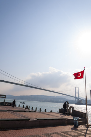 hisari: The Bosphorus Bridge, Istanbul