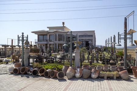 mugla: Ceramic shop in Milas, Mugla, Turkey