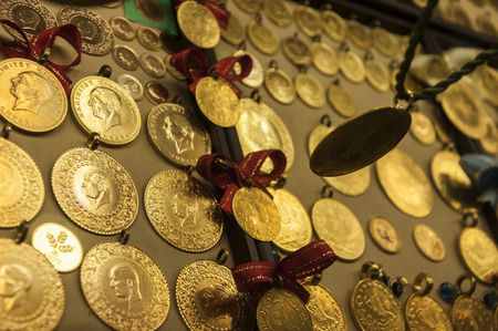 Turkish Golden Coins For Individual Investment And Wedding Gifts
