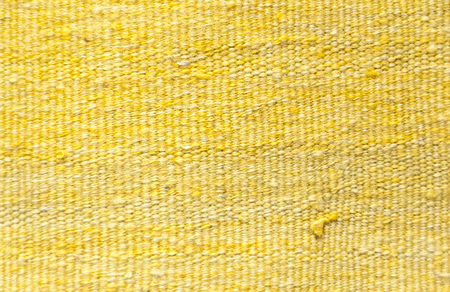 yellow fleece: Yellow natural fabric close up texture Stock Photo