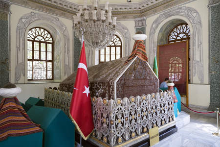 tumbas: Tumbas de los sultanes otomanos, Bursa, Turqu�a Editorial