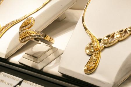 Golden accessories Zdjęcie Seryjne - 62588707