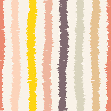 stripe pattern: Vector seamless pattern design with sketchy stripes, ethnic repeating background for all web and print purposes.