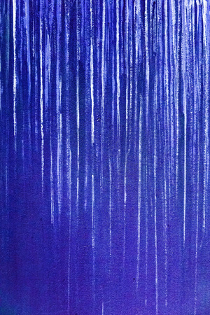 brush painting: Painted canvas fragment, abstract art painting detail texture background Stock Photo
