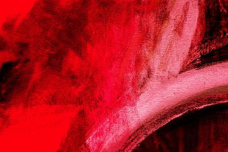 페인트 캔버스 조각, 추상 미술 그림 세부 질감 배경