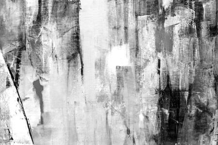 fragment de toile peinte, peinture abstraite d'art en détail la texture de fond avec des coups de pinceau
