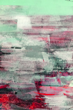 pastel colors: Painted canvas fragment, abstract art painting detail texture background Stock Photo