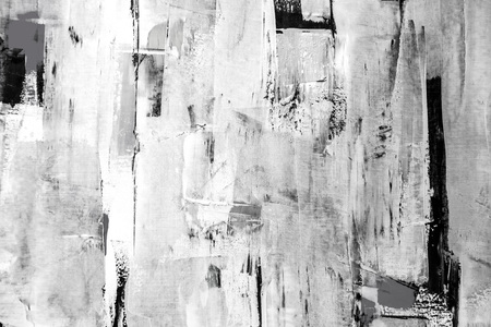 Painted canvas fragment, abstract art painting detail texture background 免版税图像
