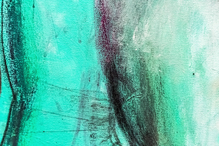 extreme close up: Painted canvas texture background