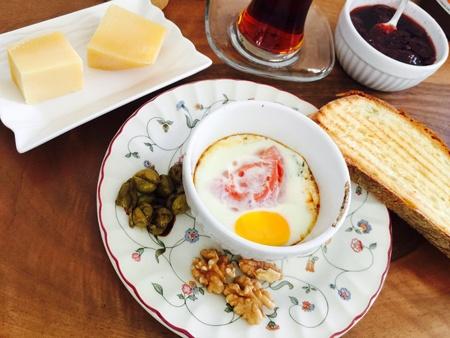 turkish bread: Turkish Breakfast
