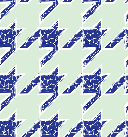 sketchy: doodle sketchy houndstooth seamless pattern design, repeating background for all web and print purposes
