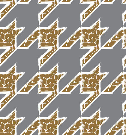 houndstooth: doodle sketchy houndstooth seamless pattern design, repeating background for all web and print purposes