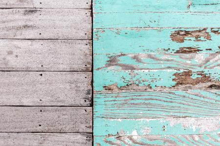 madera rústica: Fondo sucio de la textura de madera pelada