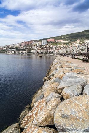 oslo: Gemlik, a bay town by the Marmara Sea, Bursa Province of Turkey.