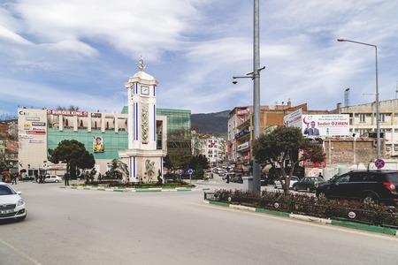 marmara: Gemlik, a bay town by the Marmara Sea, Bursa Province of Turkey.