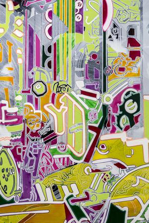 streichholz: Stockfoto - Istanbul, Türkei - 7. November 2015: Stück Kunst an der 11. Ausgabe der jährlichen artshow Contemporary Istanbul statt in Lutfi Kirdar Convention Center, Istanbul am 7. November.