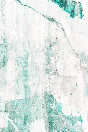 Grunge concrete wall texture background with stains and peeled layers Фото со стока