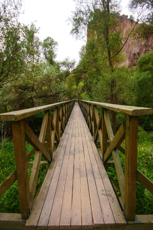 Ihlara Valley Bridge photo