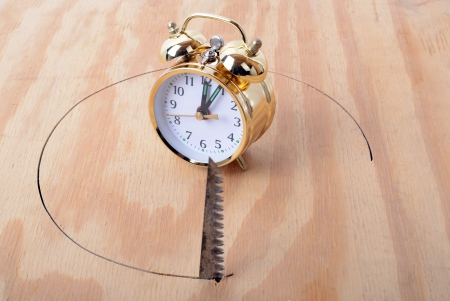 running out of time: concept of running out of time