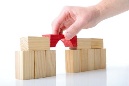 gestion empresarial: la construcción de la pieza final