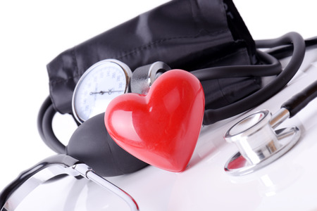 physical pressure: Medical equipment to check hart health