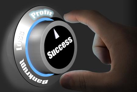 vision futuro: Truning el dial para el �xito futuro de pron�stico de ganancias