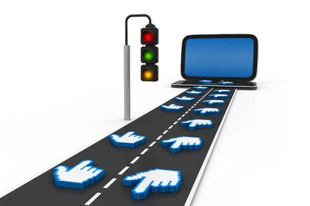 se�al trafico: Website Traffic