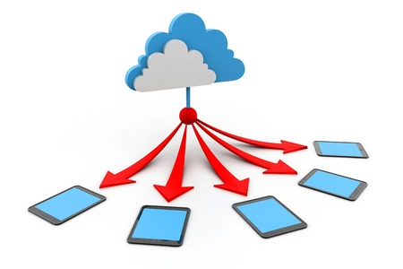 phone system: Cloud computing devices